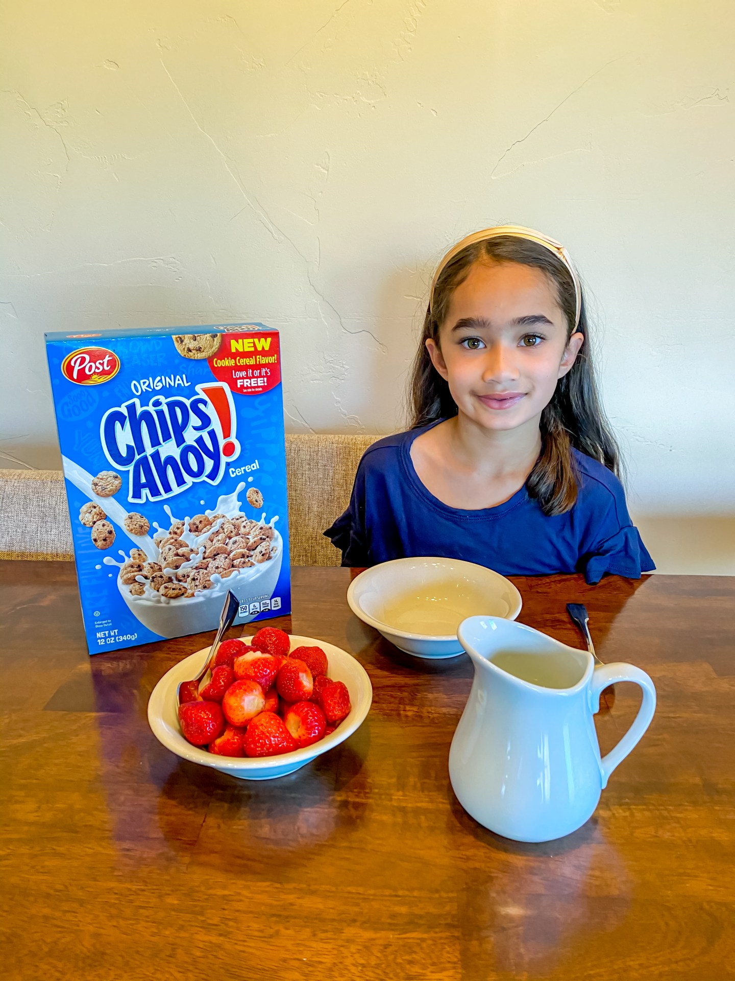Post CHIPS AHOY!® cereal