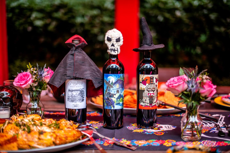 Flora Springs Halloween Wine