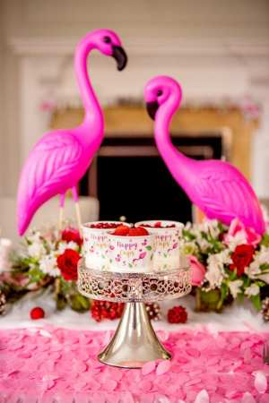 How to Host a Jingle and Flamingle Holiday Party?