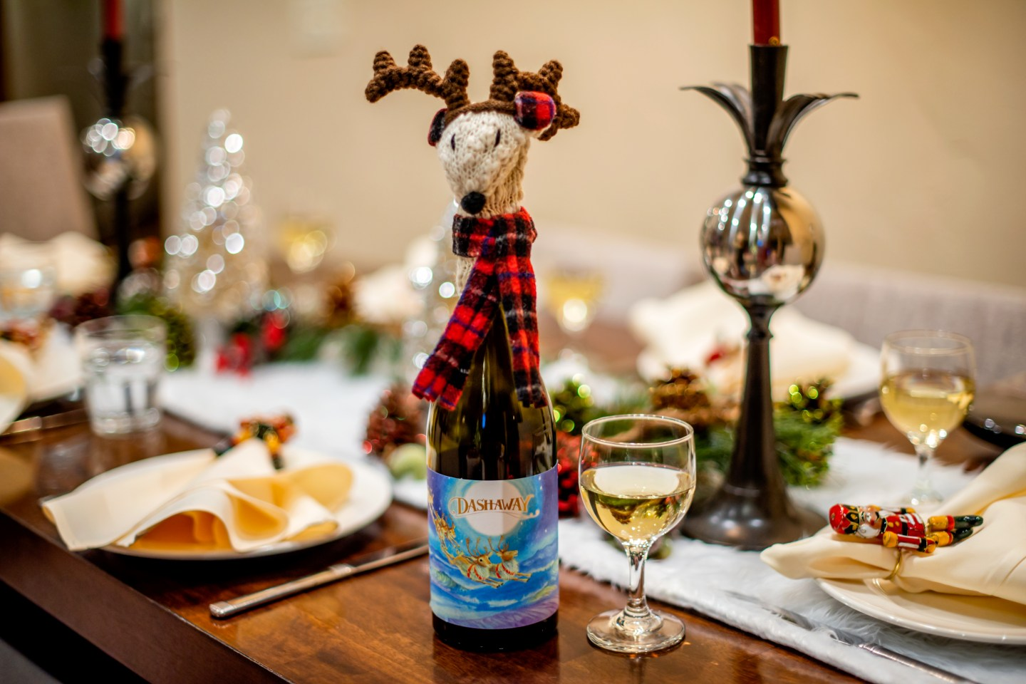 Flora Springs Holiday Wine