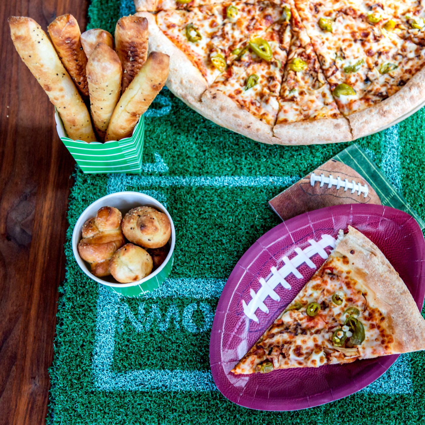Easy Super Bowl Foods