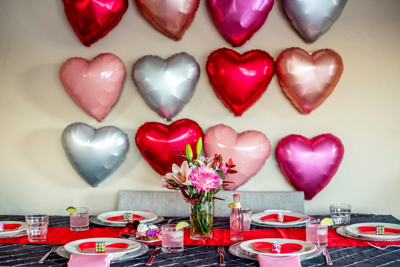 Valentine's Day in 2021