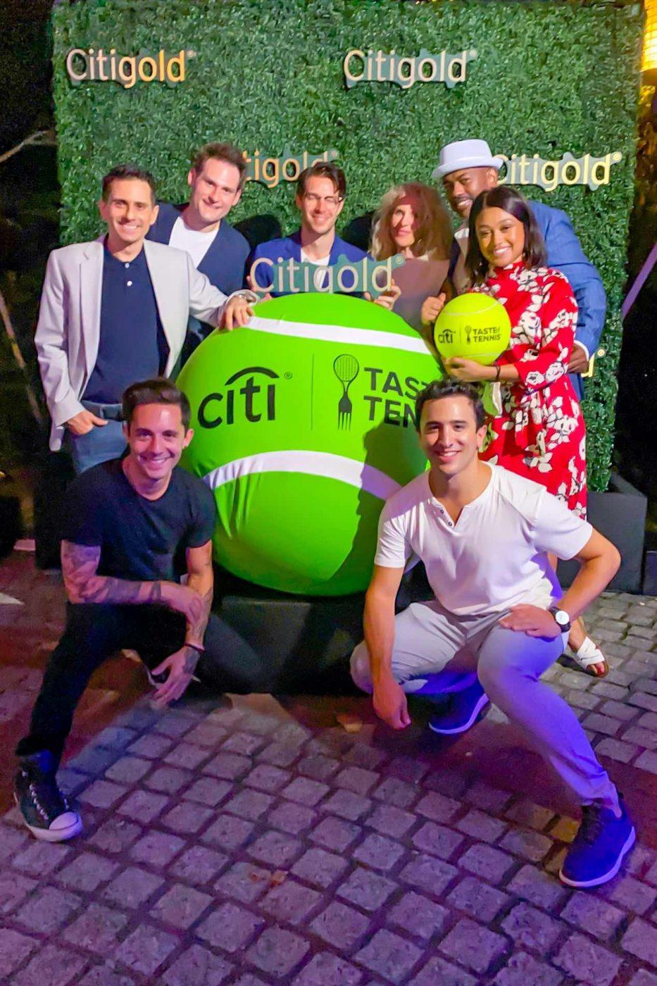 Taste of Tennis 2021 – Tavern on the Green -Wanderer Cast
