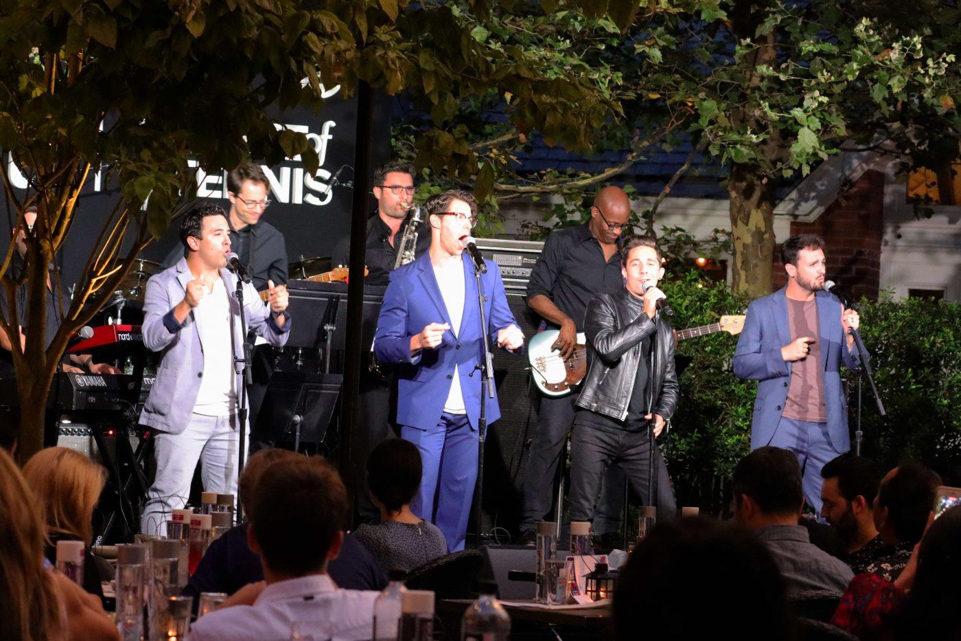 Taste of Tennis – Wanderer Musical Singers at Tavern on the Green