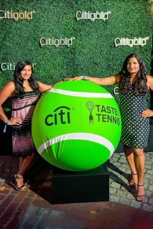 Annual Citi Taste of Tennis: Best Recap in 2021