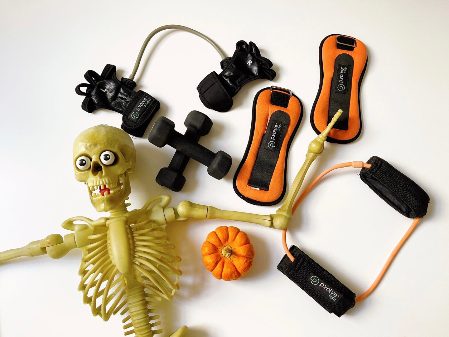 best workouts at home: P.volve. Halloween workout ideas.