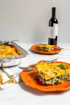 The Best Turkey and Butternut Squash Lasagna Recipe in 2021