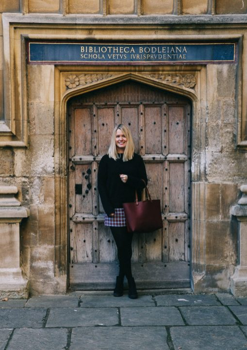 A day trip to Oxford