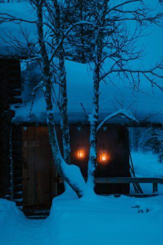 hotels in Finnish Lapland