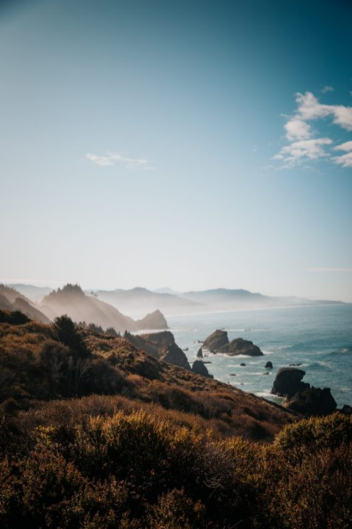 Road trip from Seattle to San Francisco