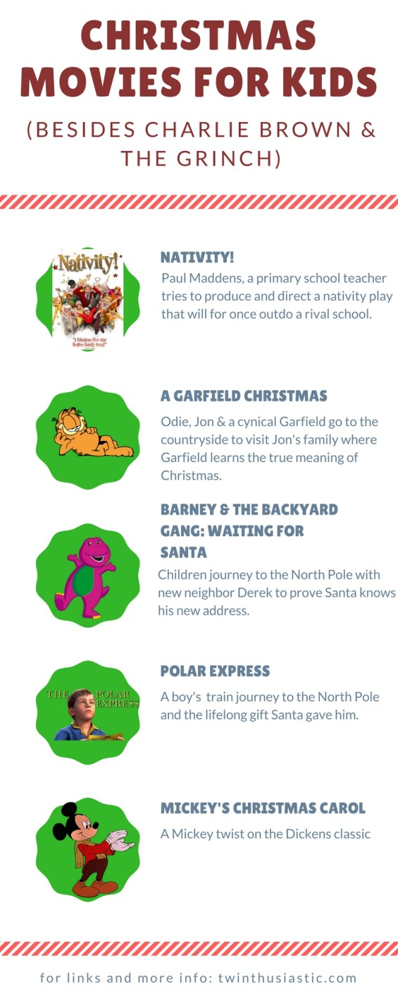Christmas Movies for Kids (besides Charlie Brown & The Grinch ...
