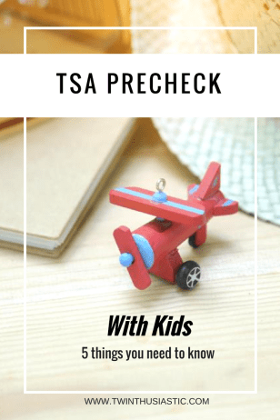Tsa Pre Check With Kids What You Need To Know Gone With