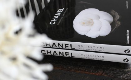 Chanel coffee table