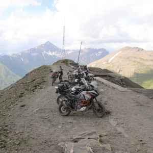 TwinTrail Alps Adventure - Monte Jafferau