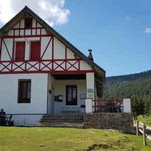 Pyrenees Adventure - Refugio de Mongarri