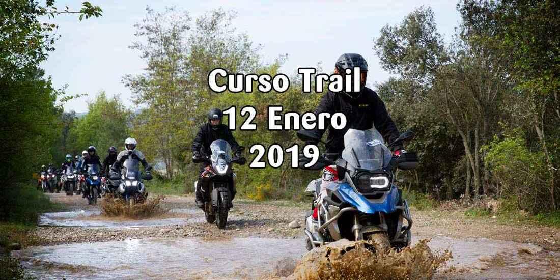 Curso de Iniciación al Trail - 12 de Enero de 2019
