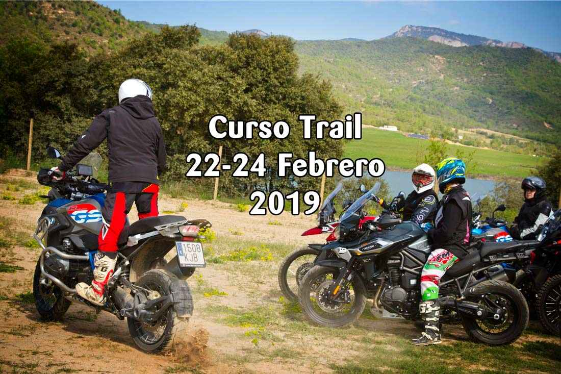 Curso de Iniciación al Trail - Febrerp 2019