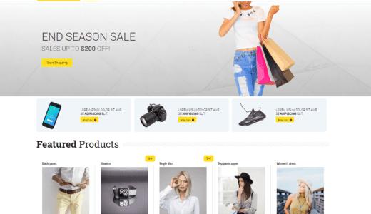 無料WordPressテーマ「Envo Shop」の評判・使い方・インストール方法