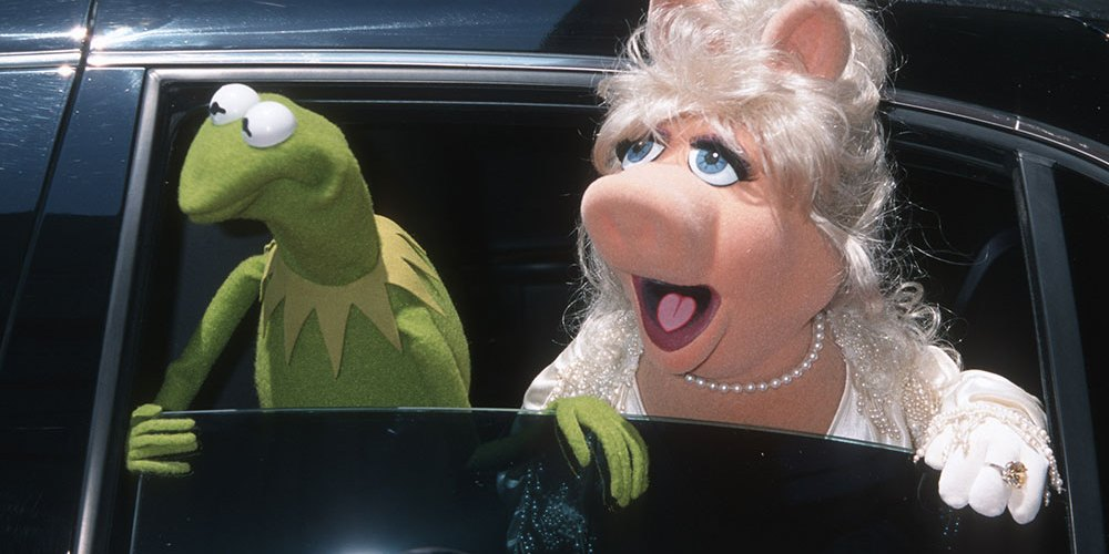 Miss Piggy: Feminist (with Kermit)