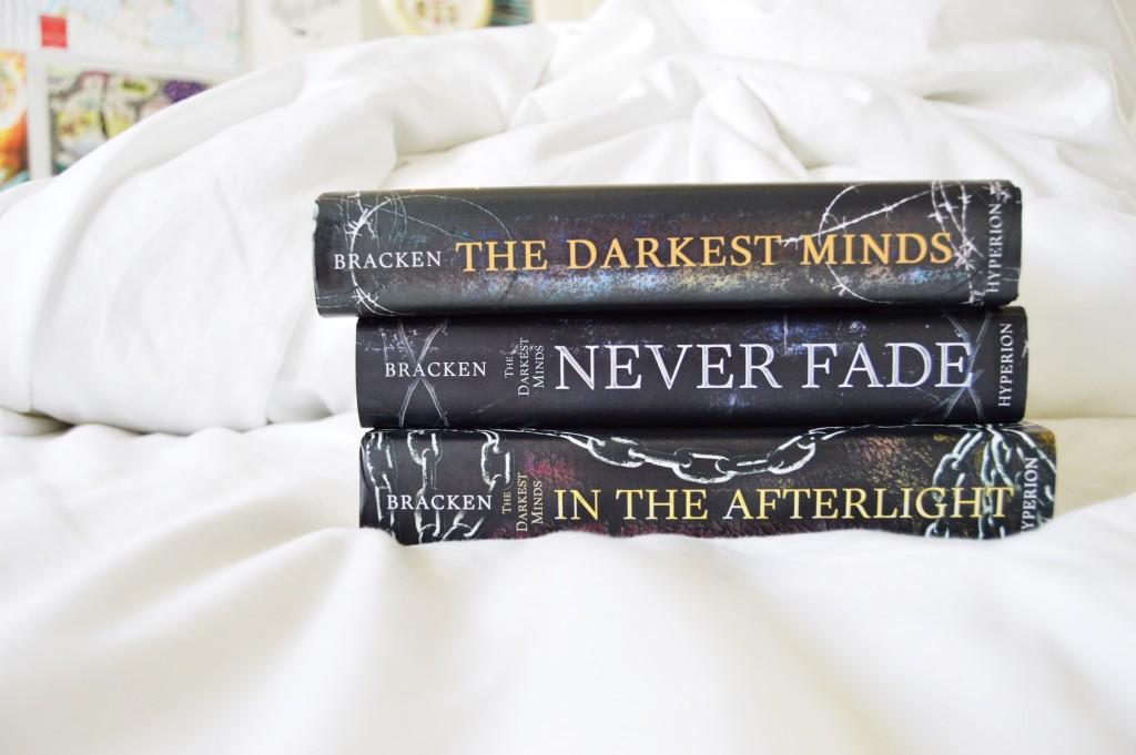 the darkest minds never fade in the afterlight alexandra bracken
