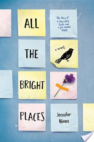 REVIEW: all the bright places, by jennifer niven