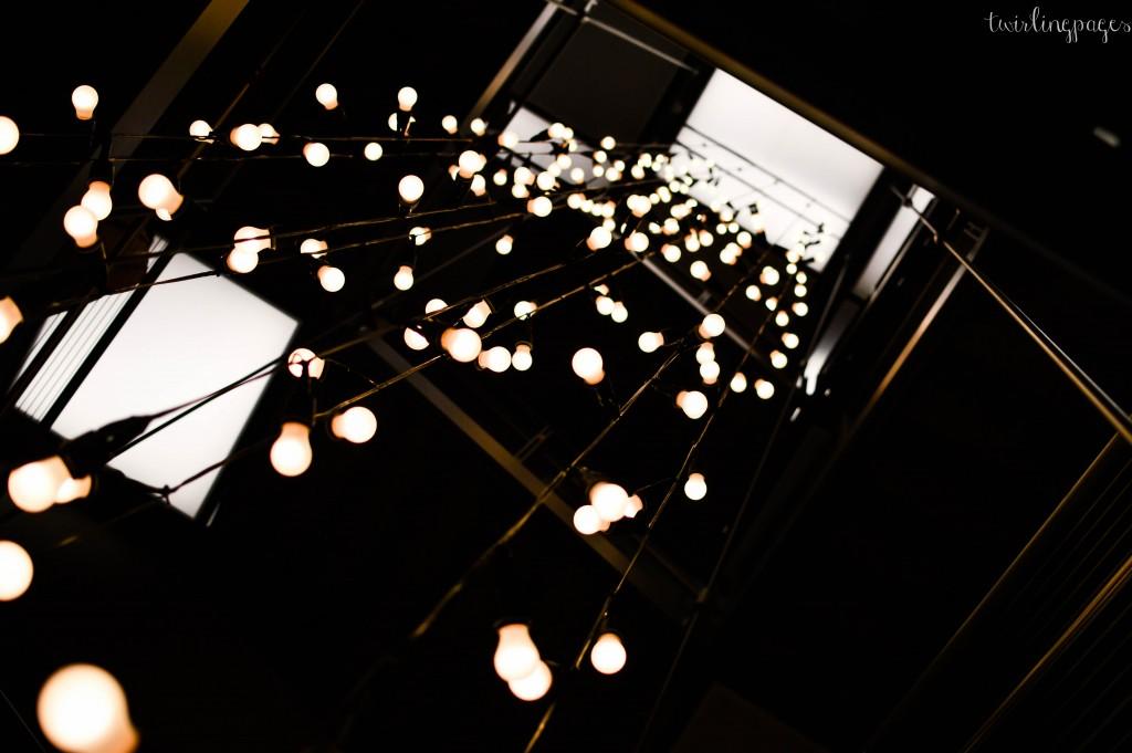 whitney museum lights