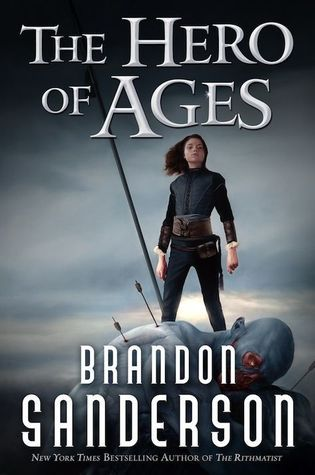 REVIEW + DISCUSSION: hero of ages, by brandon sanderson
