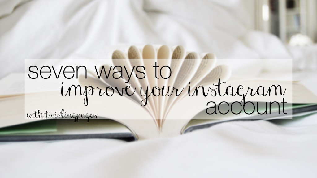 improve your instagram