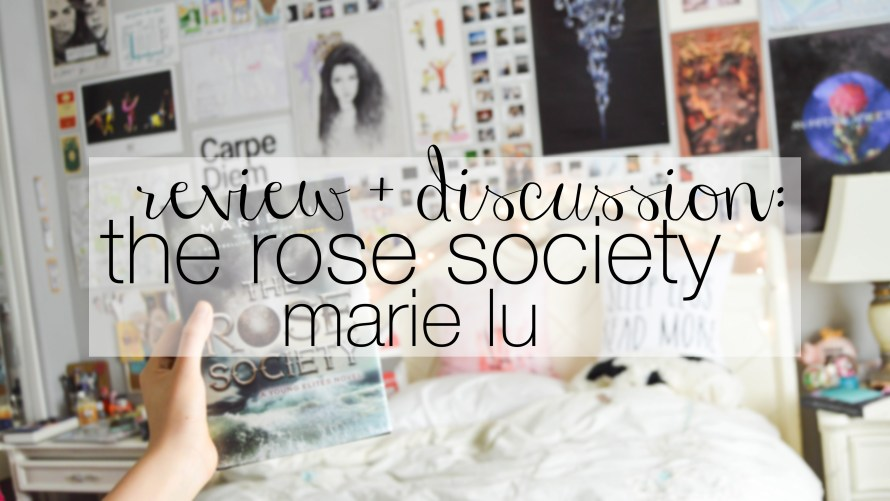 review - the rose society