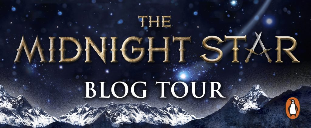 the midnight star blog tour