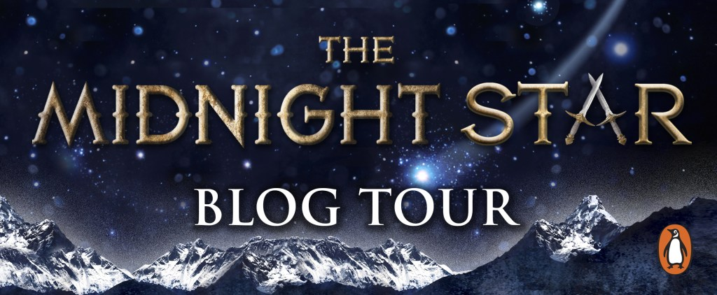 the midnight star blog tour