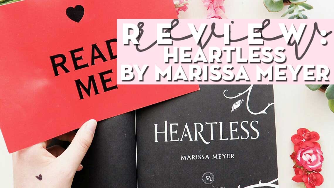 review-heartless, by marissa meyer