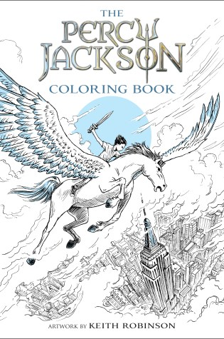 Reasons to Read Percy Jackson + Coloring Book Giveaway!