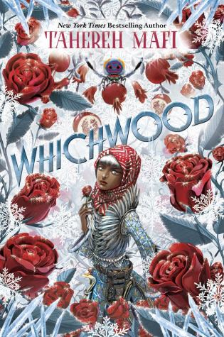 Whichwood Mood Board (Blog Tour)