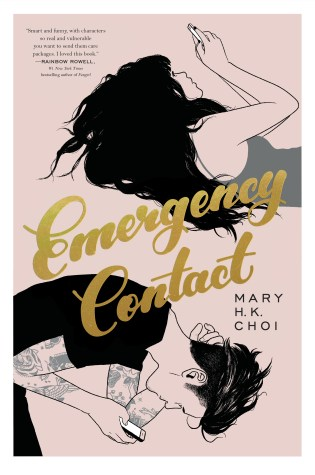Mary H.K. Choi's Emergency Contacts + GIVEAWAY!!