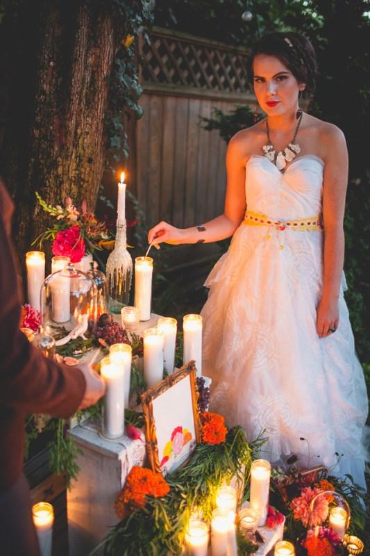 Nw Frida Inspired Wedding Styled Photoshoot