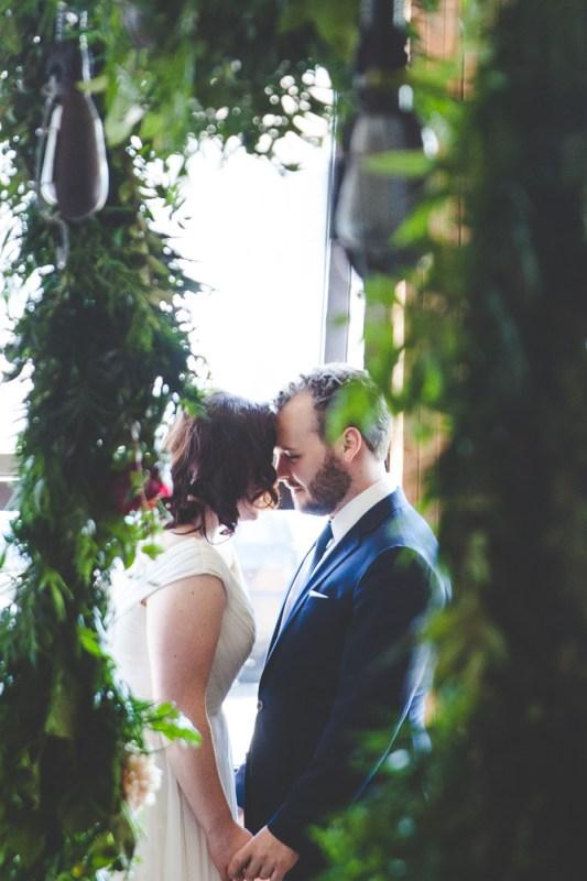 Erin + John - Union Pine Wedding