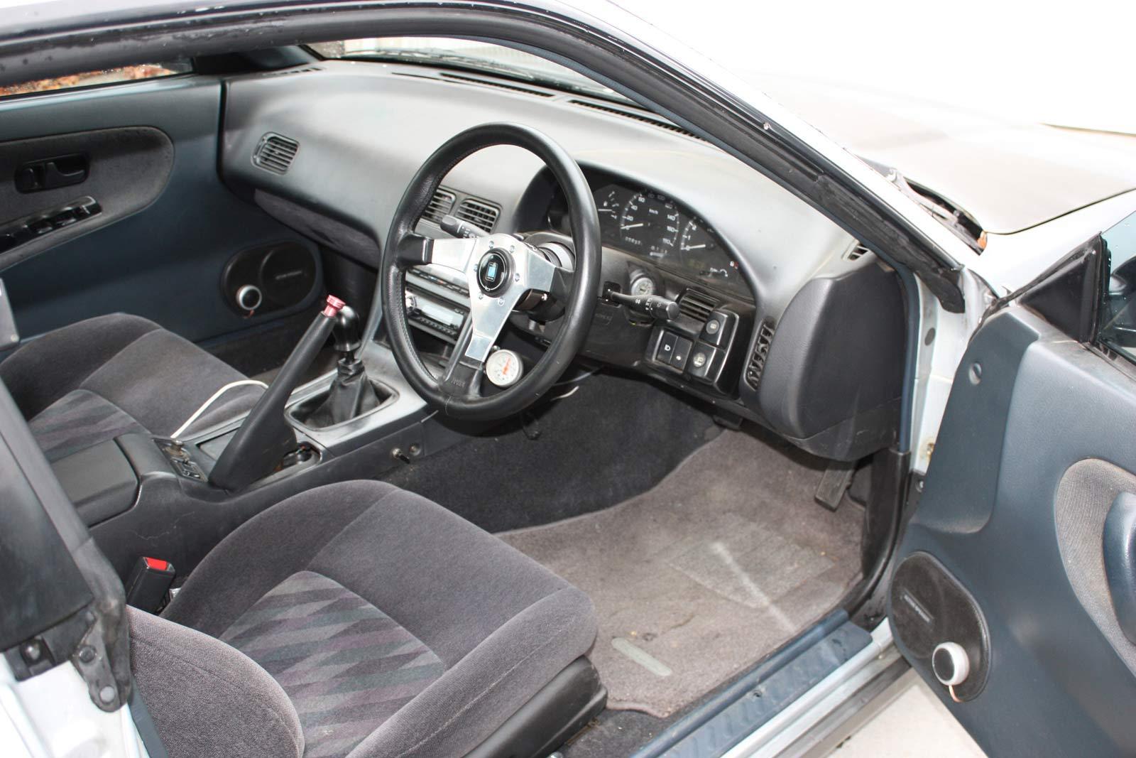1991 nissan 240sx interior fuse diagram