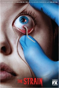 The Strain Promotional Poster