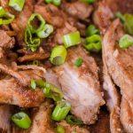 Ginger Pork Tenderloin | Twisted Tastes