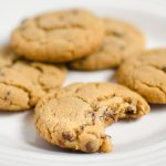 Peanut Butter Chocolate Chip Cookies | Twisted Tastes