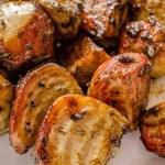 Roasted Sugar Stripe Beets | Twisted Tastes