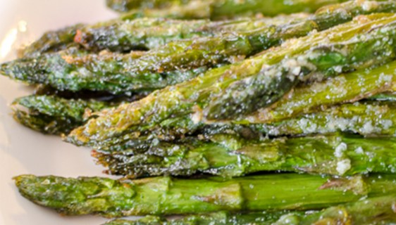 Roasted Asparagus | Twisted Tastes