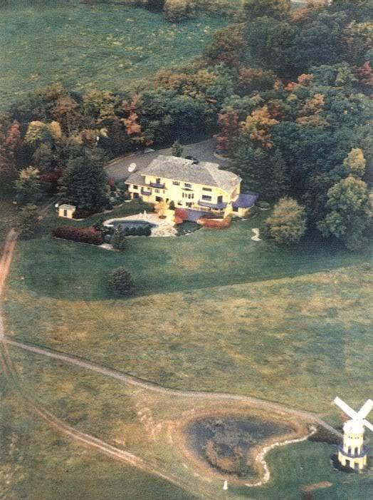 Princes' house