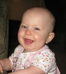 Lilys Baby Teeth