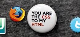 Web Geek Buttons