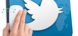 Twitter Swipe Gestures