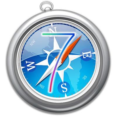 Safari 7 logo