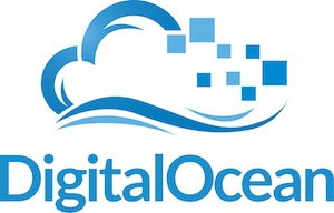 DigitalOcean Hosting Logo