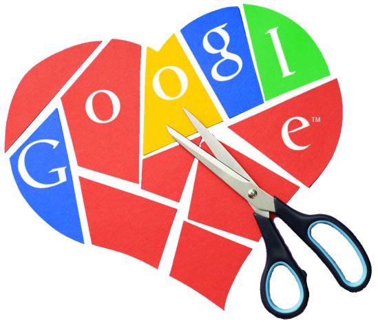 Google Breakup